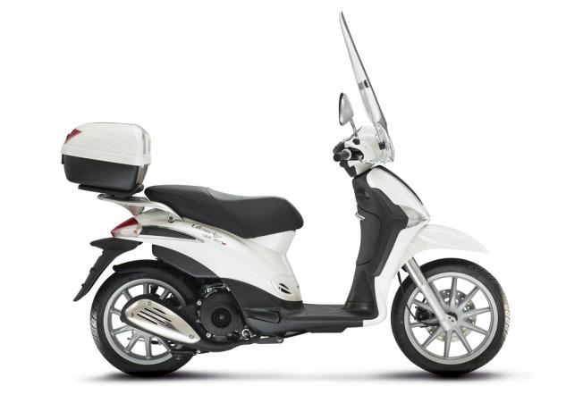 Piaggio Liberty 125 3V technical specifications